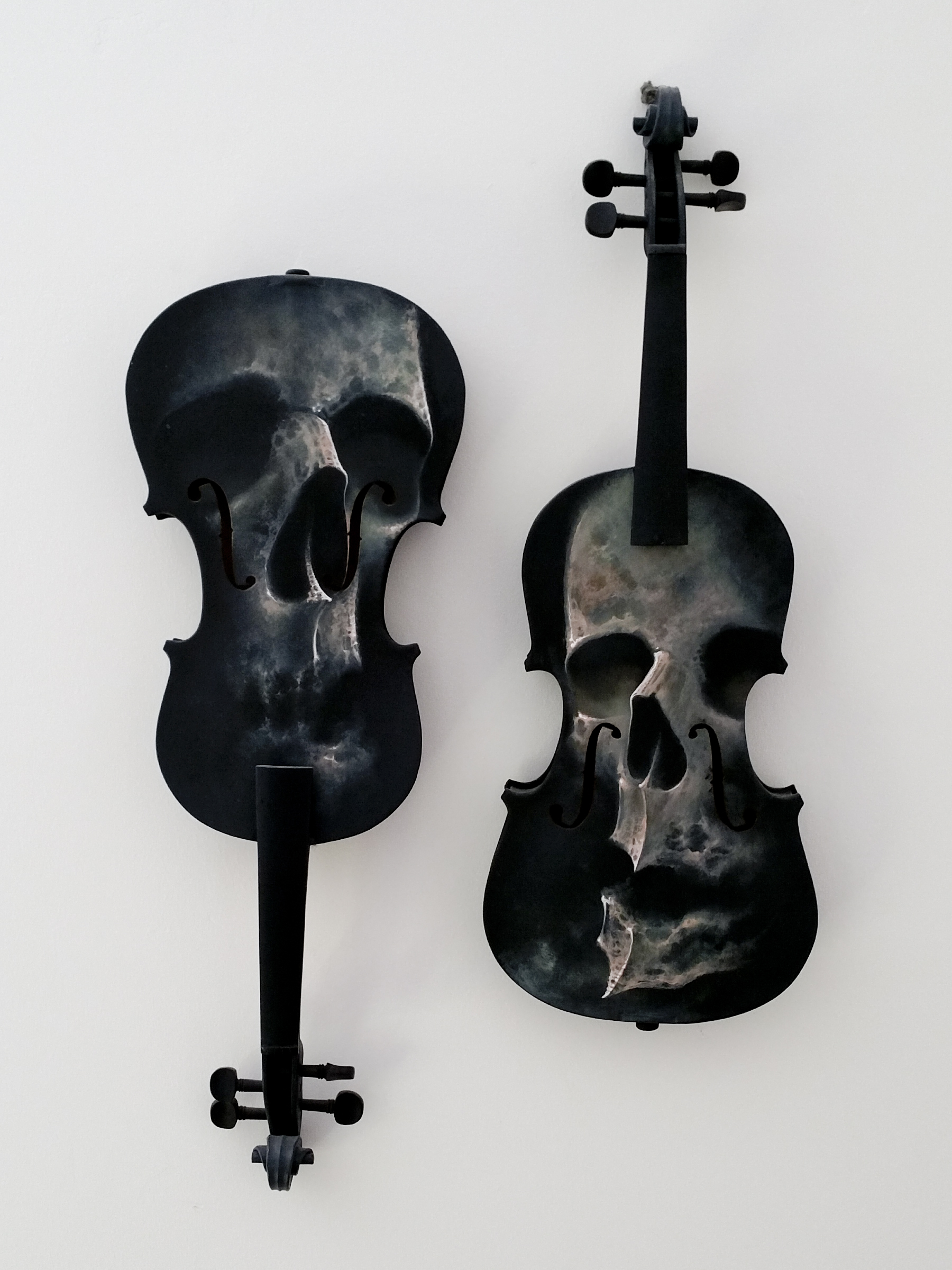 violin-pair-acrylic